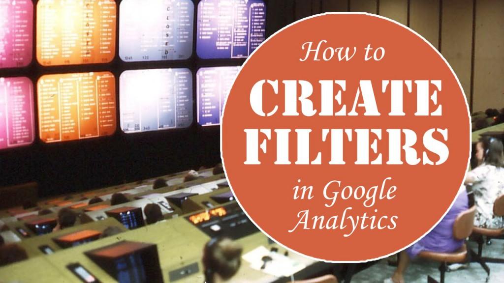 Filters in Google Analytics