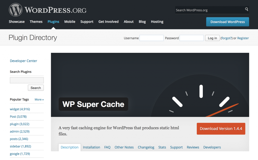 The Ultimate Settings for WP Super Cache